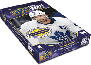 2020-21 Upper Deck Series 2 Hockey Hobby Box - Collector's Avenue