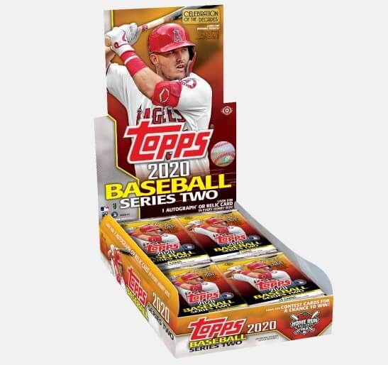 2020 Topps Series 2 Baseball Hobby Box - Collector's Avenue