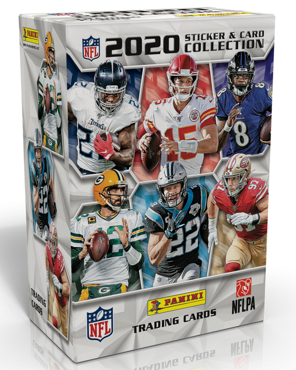 2020 Panini NFL Football Sticker Box - Collector's Avenue