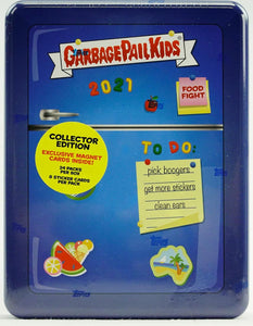 2021 Garbage Pail Kids Series 1 Hobby Collectors Box (Topps 2021) - Collector's Avenue