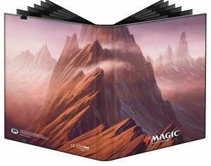 Ultra Pro Binder Magic The Gathering Unstable Mountain 9PKT - Collector's Avenue
