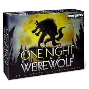 One Night Ultimate Werewolf - Collector's Avenue