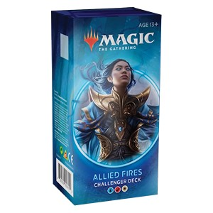 Mtg Magic The Gathering - Challenger Deck 2020 Allied Fires - Collector's Avenue