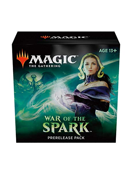 Mtg Magic The Gathering War Of The Spark Prerelease Kit - Collector's Avenue