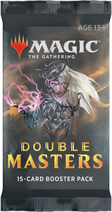 Mtg Magic The Gathering - Double Masters Booster Pack - Collector's Avenue