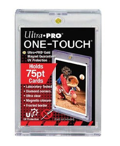 Ultra Pro - 75pt One Touch Magnetic Closure - Collector's Avenue