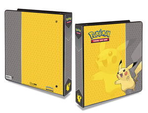 "Pokemon Pikachu 3 Ring 2"" Binder - Collector's Avenue"