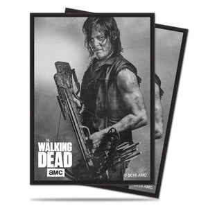 The Walking Dead Deck Protector Sleeves - Daryl 50ct - Collector's Avenue