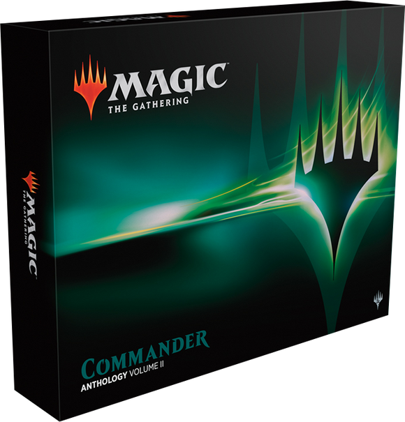 Mtg Magic The Gathering - Commander Anthology Volume II - Collector's Avenue
