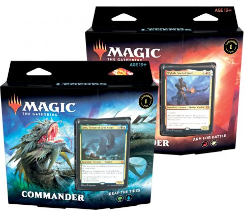 Mtg Magic The Gathering - Commander Legends Deck (set of 2) - Collector's Avenue