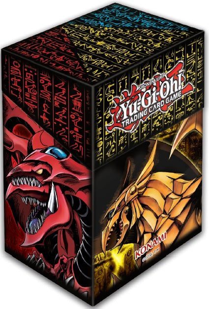 YuGiOh! Konami Deck Box: Slifer, Obelisk & Ra - Collector's Avenue