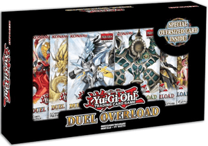 Yu-Gi-Oh! Duel Overload Box - Collector's Avenue