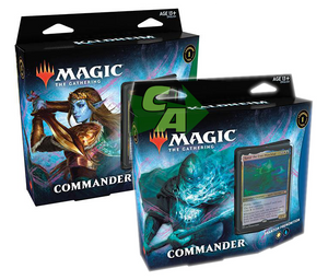 MTG Magic The Gathering Kaldheim Commander Deck (Set of 2) - Collector's Avenue