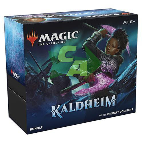 MTG Magic The Gathering Kaldheim Bundle - Collector's Avenue