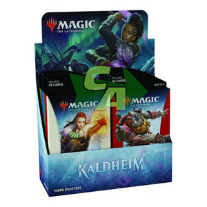 MTG Magic The Gathering Kaldheim Theme Booster (Set of 6) - Collector's Avenue