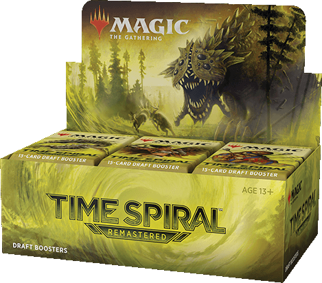 Mtg Magic The Gathering - Time Spiral Remastered Booster Box - Collector's Avenue