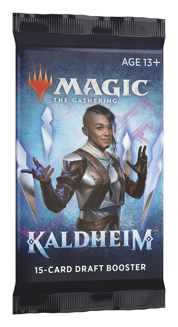 MTG Magic The Gathering Kaldheim Booster Pack - Collector's Avenue