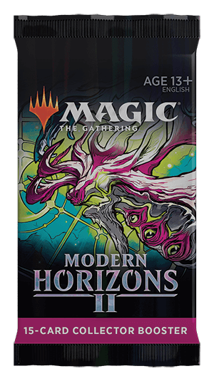 Mtg Magic The Gathering Modern Horizons 2 Collector Booster Pack (ships Jun/18/21)