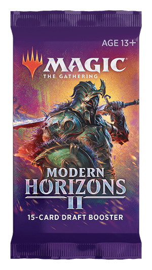 Mtg Magic The Gathering Modern Horizons 2 Draft Booster (ships Jun/18/21)