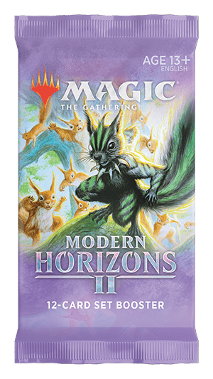 MTG MAGIC THE GATHERING MODERN HORIZONS 2 SET BOOSTER (SHIPS JUN/18/21)