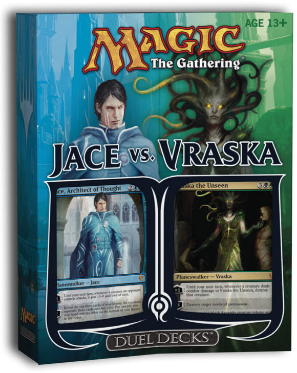 MTG - Duel Decks: Jace vs. Vraska - Collector's Avenue