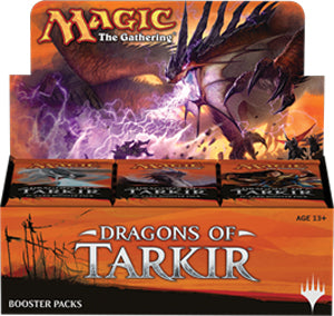 MTG - Dragons of Tarkir Booster Box - Collector's Avenue