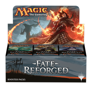 MTG - Fate Reforged Booster Box - Collector's Avenue