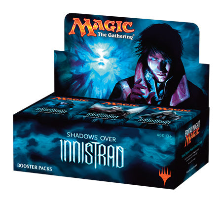 MTG - Shadows Over Innistrad - Booster Box - Collector's Avenue