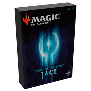 Mtg Magic The Gathering Signature Spellbook: Jace - Collector's Avenue