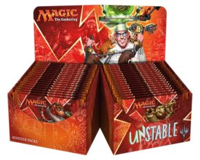 MTG - Unstable Booster Box - Collector's Avenue