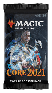 Mtg Magic The Gathering - Core Set 2021 Booster Pack - Collector's Avenue