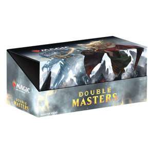 Mtg Magic The Gathering - Double Masters Booster Box - Collector's Avenue