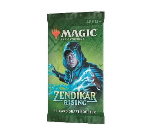 Mtg Magic The Gathering Zendikar Rising Booster Pack - Collector's Avenue