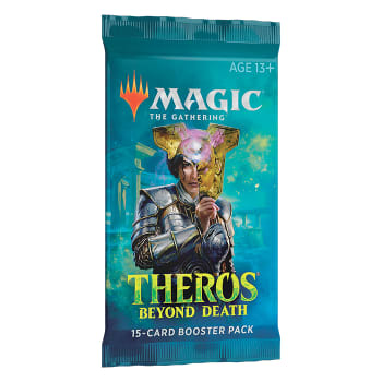 Mtg Magic The Gathering Theros Death Beyond Booster Pack - Collector's Avenue