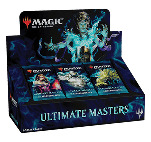 Mtg Magic The Gathering - Ultimate Masters Booster Box - Collector's Avenue
