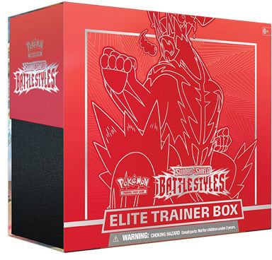 Pokemon Sword And Shield Battle Styles Single Strike Urshifu Elite Trainer Box - Collector's Avenue