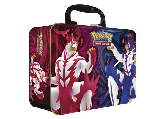 Pokemon 2021 Spring Collector Chest