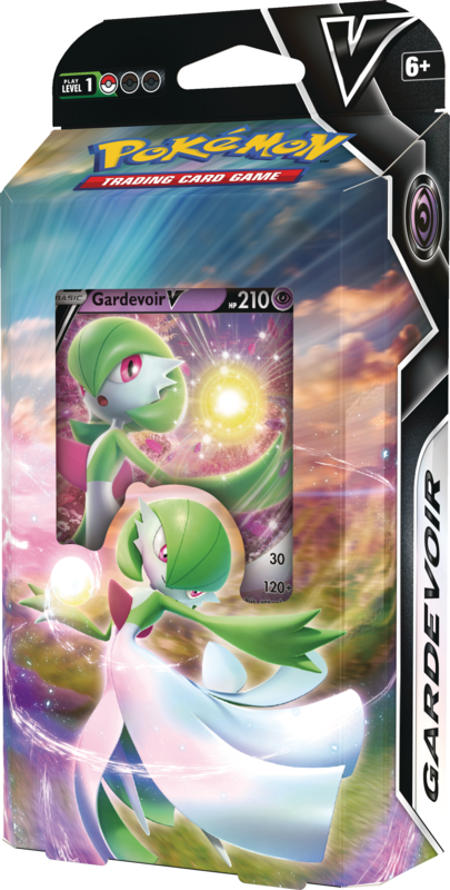 Pokemon Gardevoir V Battle Deck - Collector's Avenue