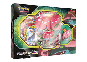 Pokemon Venusaur VMAX Battle Box - Collector's Avenue
