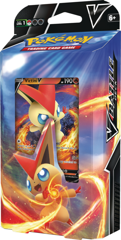 Pokemon Victini V Battle Deck - Collector's Avenue