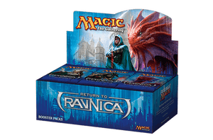 Mtg Magic The Gathering - Return To Ravnica Booster Box - Collector's Avenue