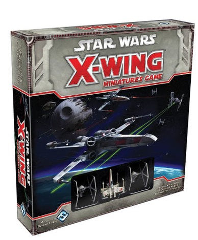 Star Wars X-Wing Miniatures Game Core Set - Collector's Avenue