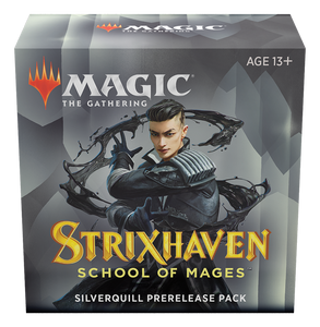 Mtg Magic The Gathering Strixhaven Prelease Pack - Silverquill - Collector's Avenue