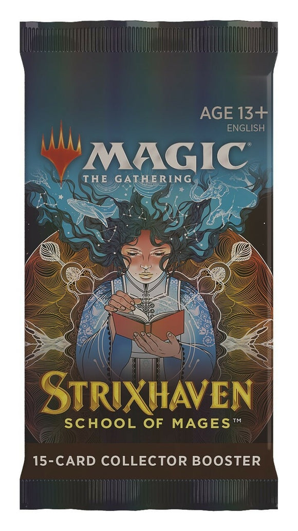 MTG Magic The Gathering Strixhaven Collector Booster Pack - Collector's Avenue