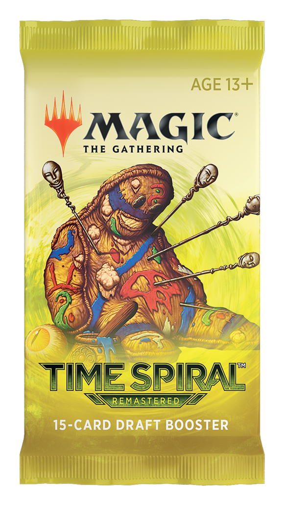 MTG Magic The Gathering Time Spiral Remastered Booster Pack