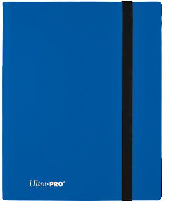 Ultra Pro 9-Pocket Eclipse PRO-Binder Pacific Blue - Collector's Avenue