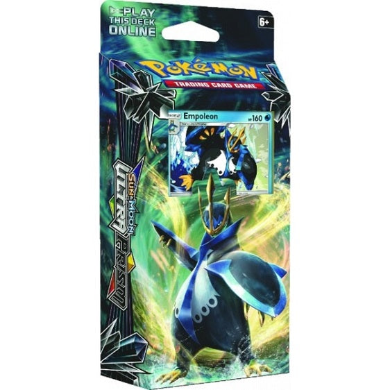 Pokemon - Sun & Moon Ultra Prism Theme Deck - Empoleon - Collector's Avenue