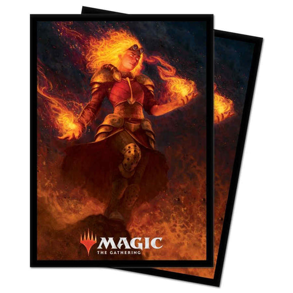 Ultra Pro: Mtg Magic The Gathering: 2021 Core Set Deck Protector v4 100CT Sleeves - Collector's Avenue
