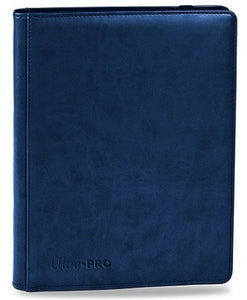 Ultra Pro Premium 9-Pocket PRO-Binder Blue - Collector's Avenue