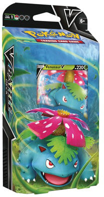 Pokemon V Battle Deck - Venusaur - Collector's Avenue